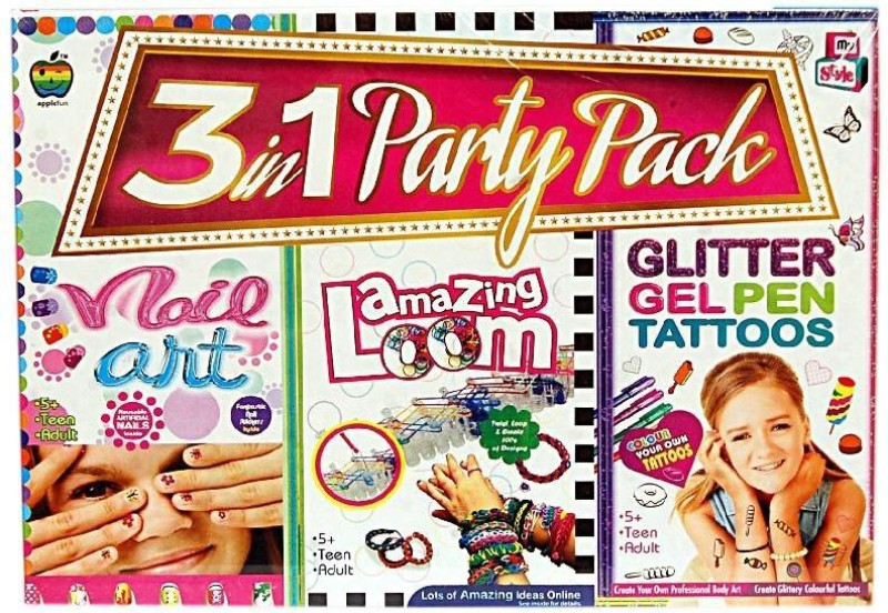 Applefun 3 in 1 Party Pack