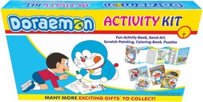 GRV Kreations Doraemon Activity Kit