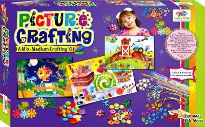Jaibros Picture Crafting Art and Craft Kit