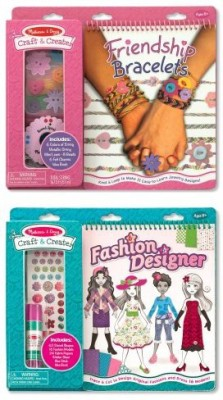 Melissa & Doug Craft and Create Bundle Friendship