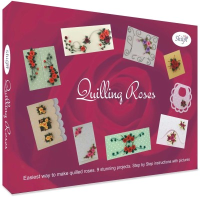 Shilpi Rose Quilling Kit