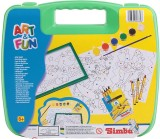 Simba Art And Fun Plastic Craft Carrying...