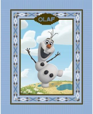 Disney Frozen Olaf No Sew Fleece