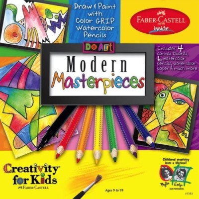 Faber Castell Premium Art Supplies For Kids