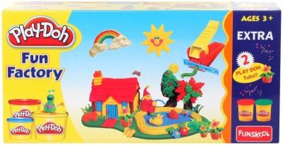 Funskool Play-Doh Fun Factory