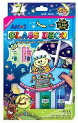 Neo Gold Leaf Amos Glass Deco 05