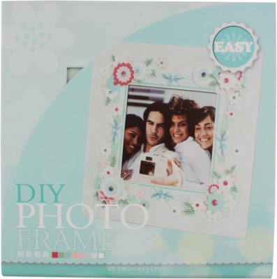 Tootpado DIY Photo Frame Set (SPF13) - Creative Scrapbooking