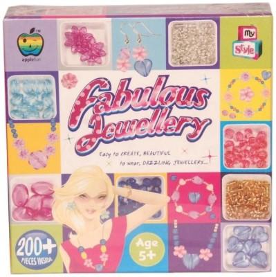 Applefun Fabulous Jewellery-Jr