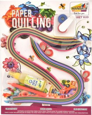 Mansa Ji Paper Quilling Kit