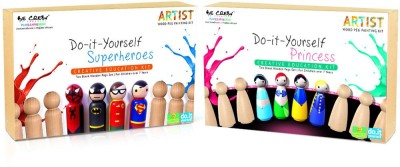 Be Cre8v Be Cre8v Little Artist Creative DIY Combo Pack5