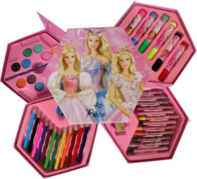 Lotus 46 Piece Princess Art Craft Kit