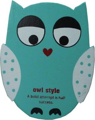 Tipi Tipi Tap Wooden Night Owl Stapler