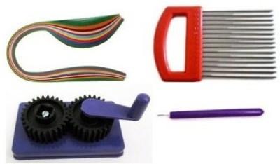 Craftzcreation Quilling Kit-Art & Craft Kit