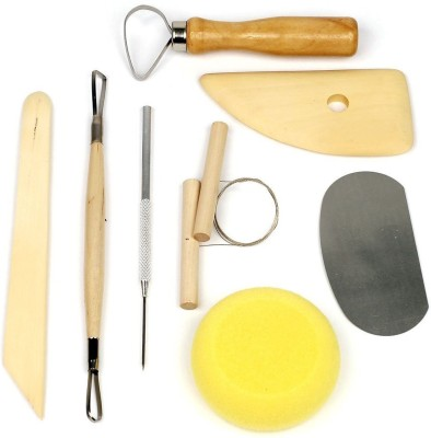 Kabeer Art Pottery Tool Kit