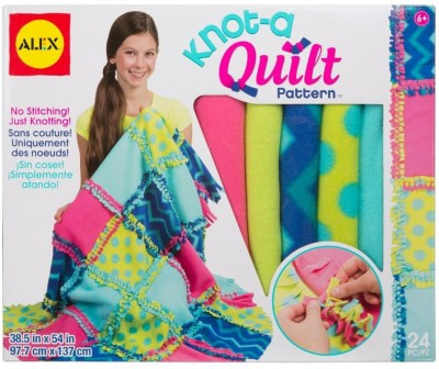 Alex Toys ALEX Toys Craft Knot A Quilt Pattern