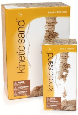 Waba Fun Kinetic Sand 1 kg. Natural colour