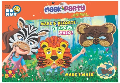 Toysbox Mask Party Animals