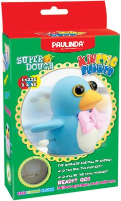 Paulinda Running Race Penguin Super Dough Kit