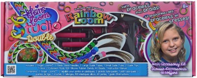 Rainbow Loom Hair Loom Studio - Double