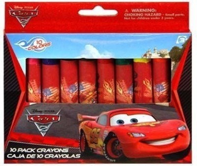 Disney Cars Jumbo Crayon