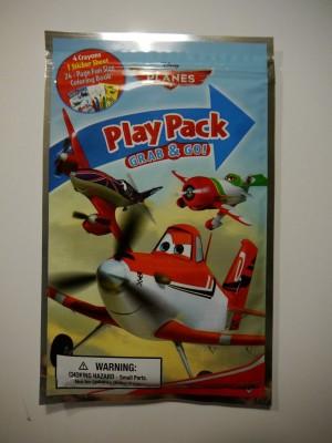 Disney Pixar Plane Grab and Go Play