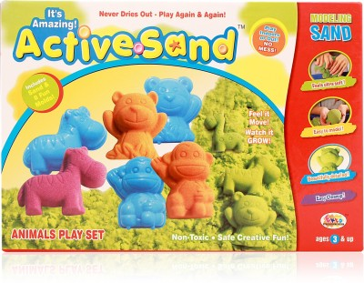 Ekta Toys Active Sand Animals