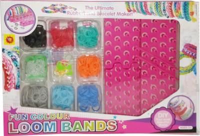 VTC Fun Colour Loom Bands (Big)