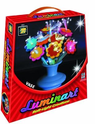 Luminart Fiber Optics - Create Your Own Vase