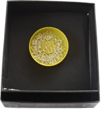 udhayam Silver Finish Jump Ring
