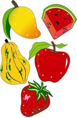 Kinder Creative Lacing Fruits with Box