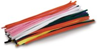 Atanands 25pcs Multicolored Craft Pipe Cleaners