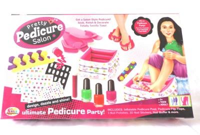 Ekta Toys Pretty Pedicure Salon