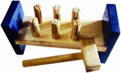 Kinder Creative Hammer with Peg