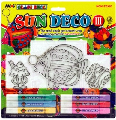 Neo Gold Leaf Amos Sun Deco 01
