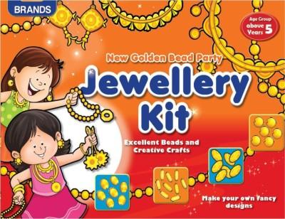 Brands Golden Jewellery Beads