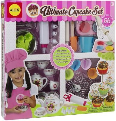 Alex Toys Let,S Bake Ultimate Cupcake Set
