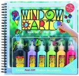 Klutz Window Art Activity Kit By