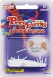Pepperell Pony Bead Lacing Connectors, 5...