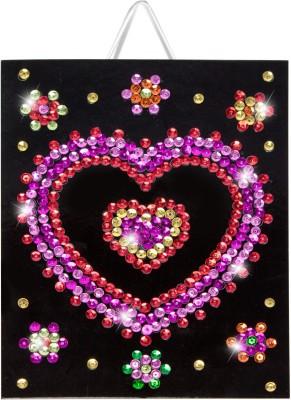 Simba Art & Fun Sequin Fun Flower/Heart