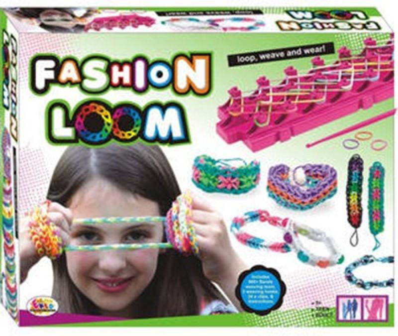 Ekta Fashion Loom Bands medium