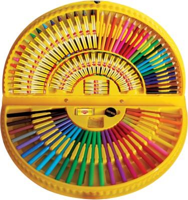 Mitashi Sky Kidz Colour Wheel 101 Pcs
