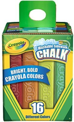 Crayola Crayola Sidewalk Chalk