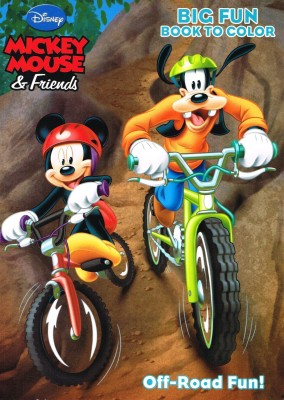 Disney Mickey Mouse Clubhouse Coloring Book Set