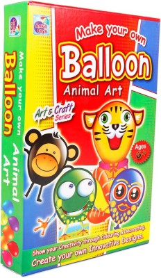 Ankit Toys Balloon Animal Art