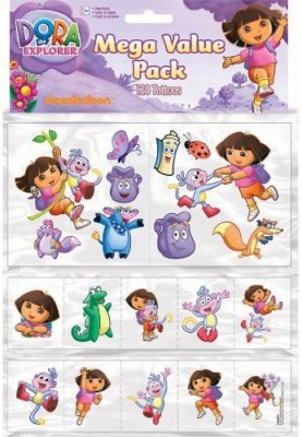 Amscan Dora party_supplies_supplies Favors