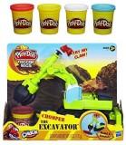 Play-Doh Diggin Rigs Tonka Chuck and Fri...