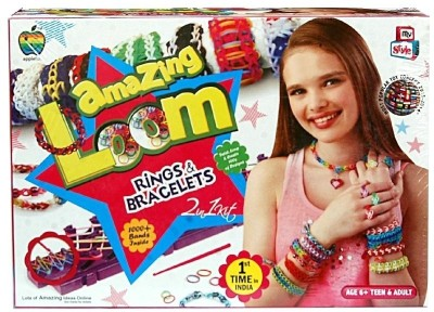Applefun Amazing Loom - Rings & Bracelets