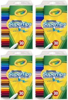 Crayola #58-8106 20CT Super Tips Marker