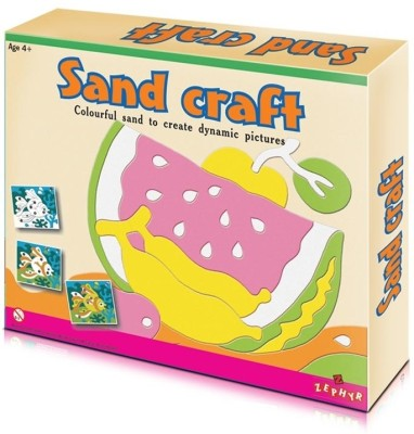 Zephyr Sand Craft-Fruit and Flowers