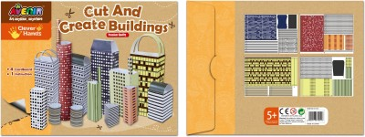 Avenir Cut And Create Buildings